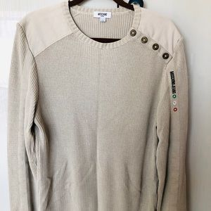 Moschino men's sweater